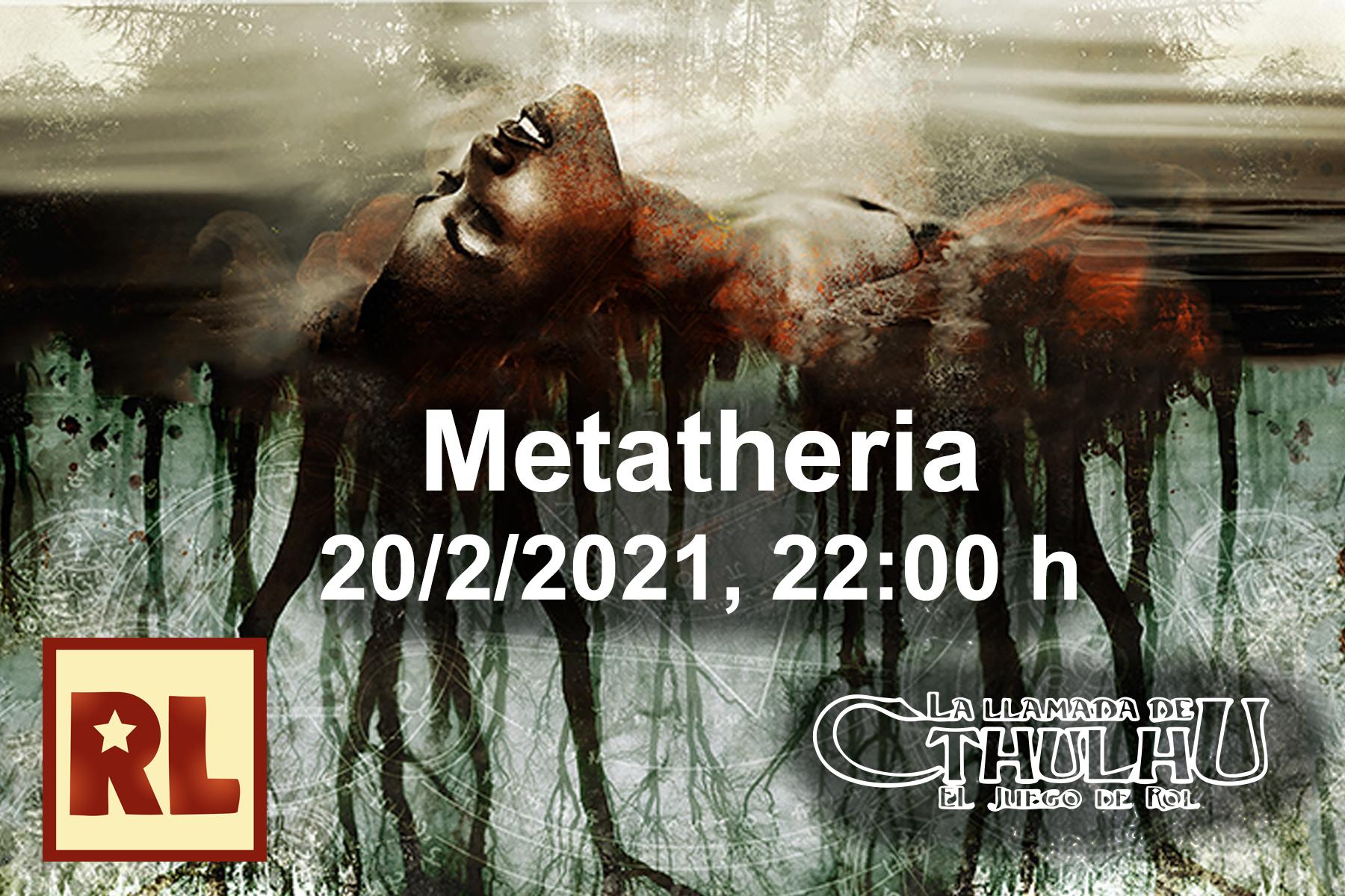 Metatheria (La llamada de Cthulhu)