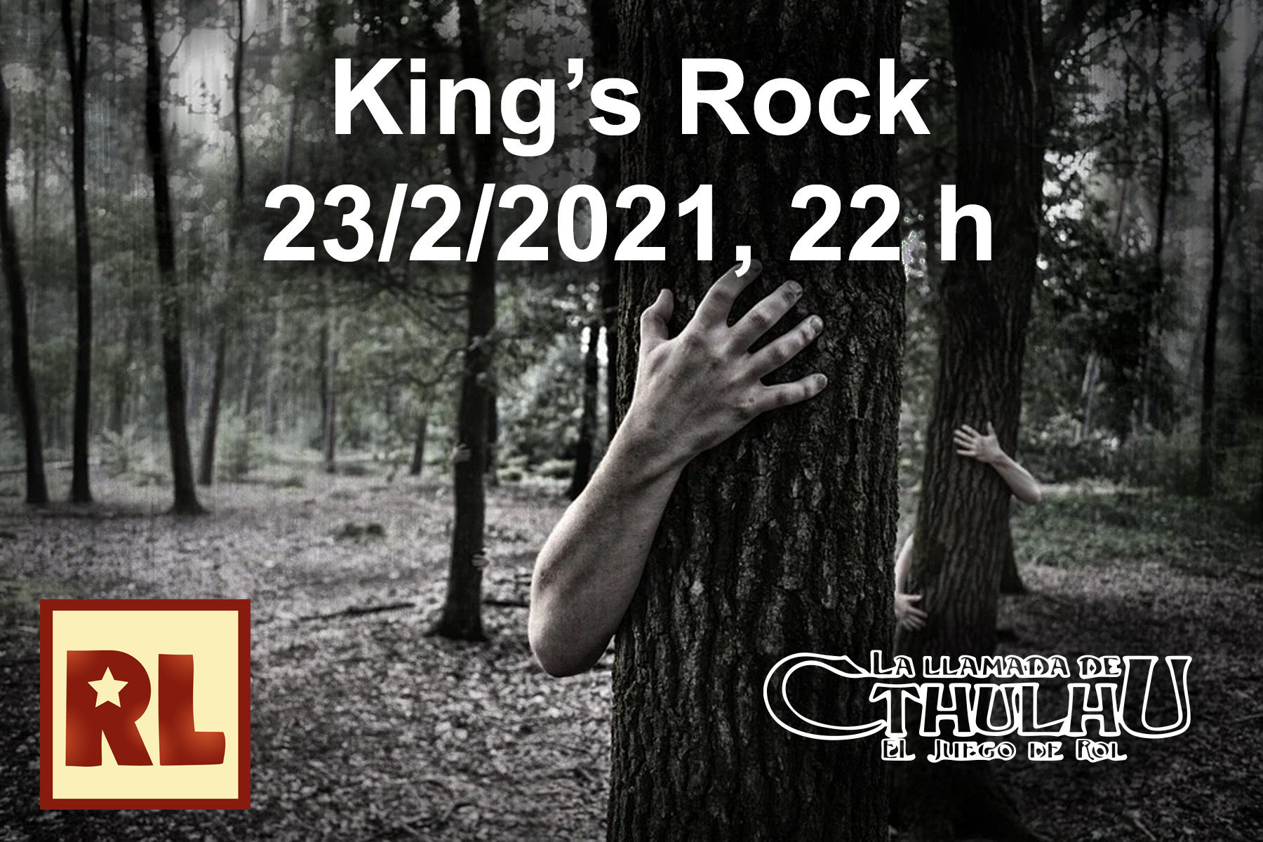 ✈ King's Rock (La llamada de Cthulhu 7)