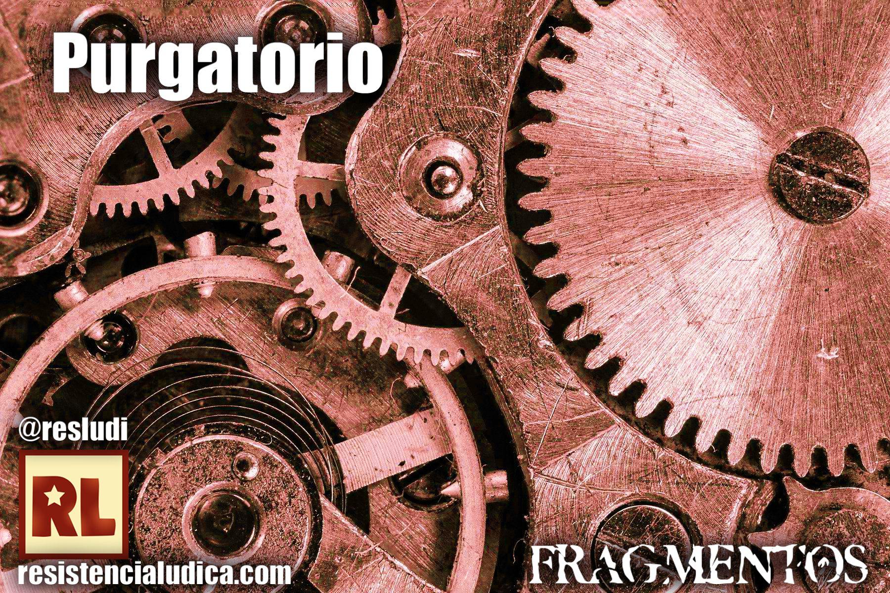 Purgatorio (Fragmentos)