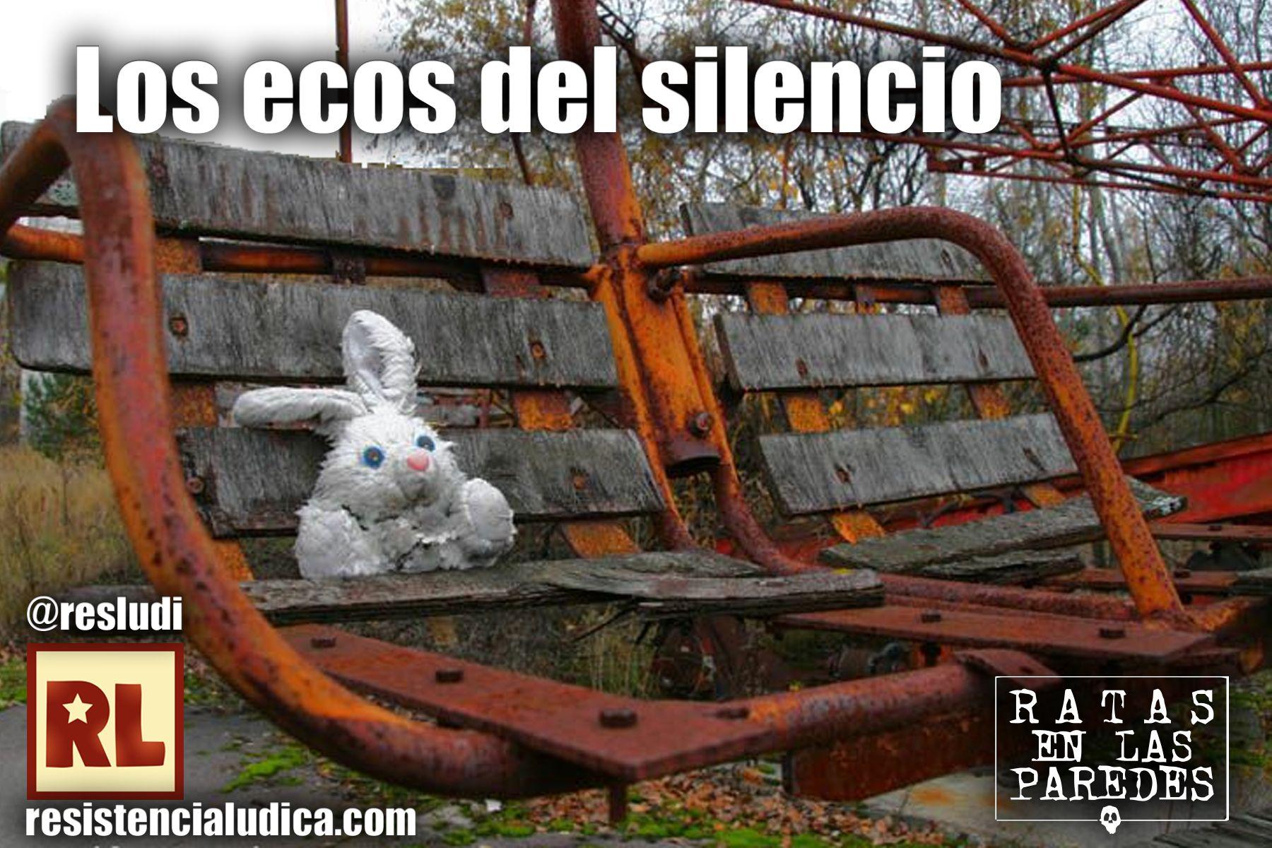 Los ecos del silencio (Ratas en las paredes)