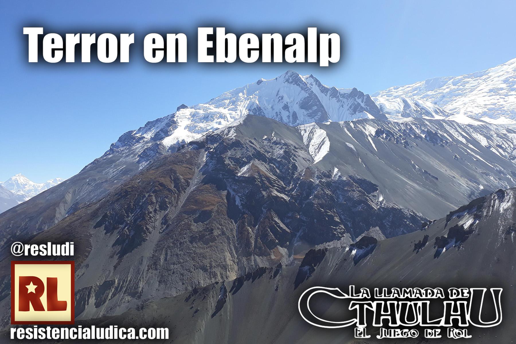 Terror en Ebenalp (La llamada de Cthulhu)