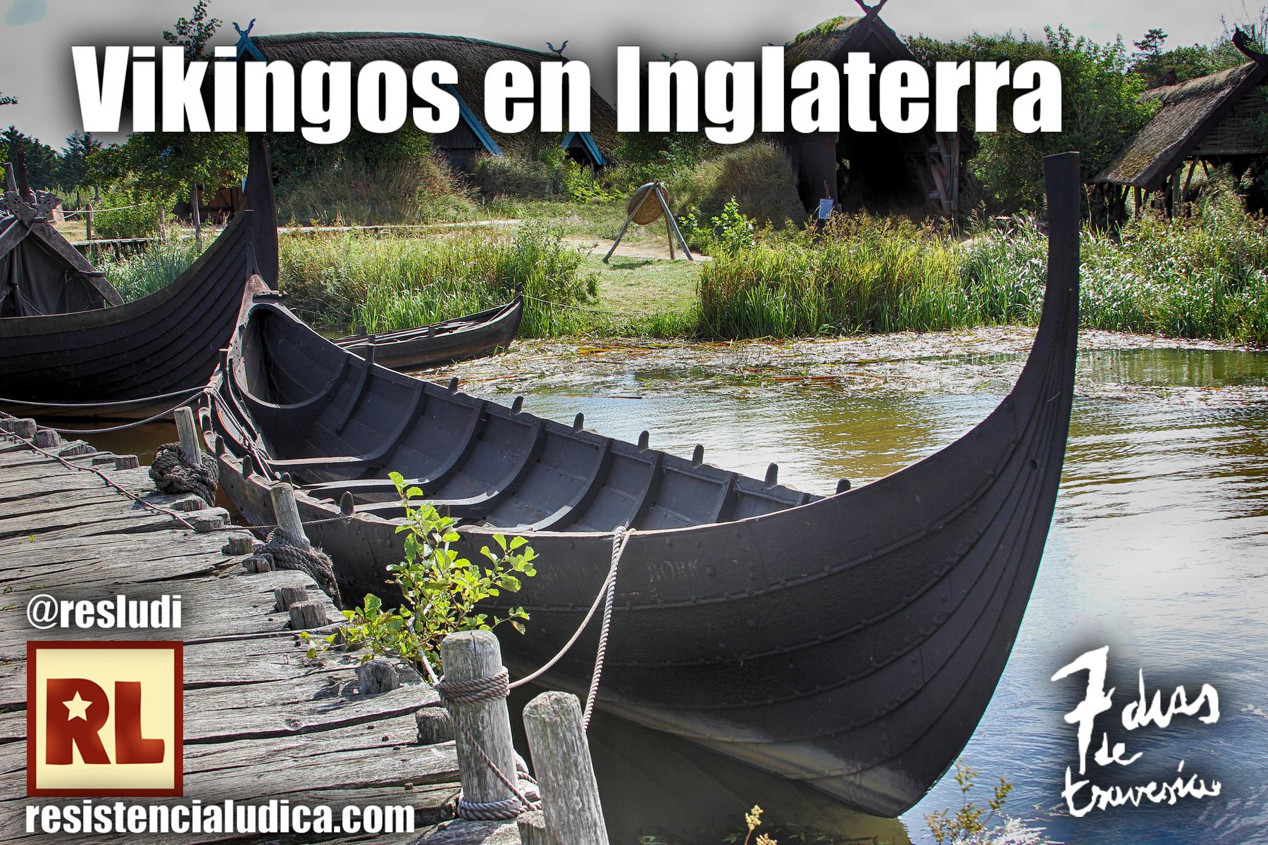 Vikingos en Inglaterra (Motor de emociones)